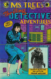 Cover Thumbnail for Ms. Tree's Thrilling Detective Adventures (Eclipse, 1983 series) #1