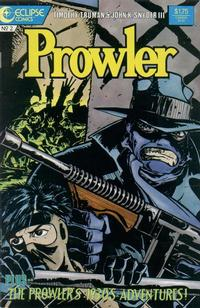 Cover Thumbnail for The Prowler (Eclipse, 1987 series) #2