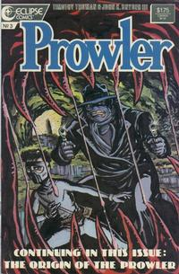Cover Thumbnail for The Prowler (Eclipse, 1987 series) #3