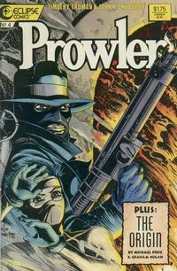 Cover Thumbnail for The Prowler (Eclipse, 1987 series) #4