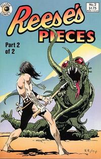 Cover Thumbnail for Reese's Pieces (Eclipse, 1985 series) #2