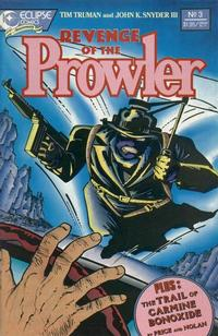 Cover Thumbnail for The Revenge of the Prowler (Eclipse, 1988 series) #3