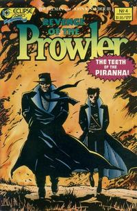Cover Thumbnail for The Revenge of the Prowler (Eclipse, 1988 series) #4