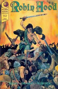 Cover Thumbnail for Robin Hood (Eclipse, 1991 series) #1