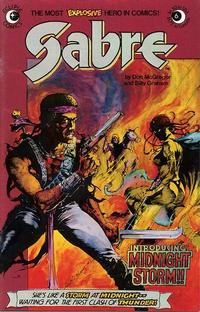 Cover Thumbnail for Sabre (Eclipse, 1982 series) #6