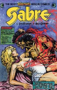 Cover Thumbnail for Sabre (Eclipse, 1982 series) #7