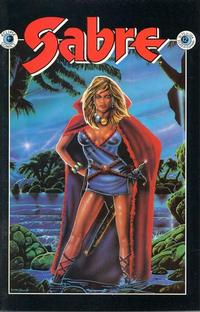 Cover Thumbnail for Sabre (Eclipse, 1982 series) #12