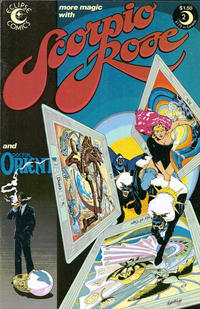 Cover Thumbnail for Scorpio Rose (Eclipse, 1983 series) #2