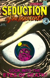 Cover for Seduction of the Innocent (Eclipse, 1985 series) #6