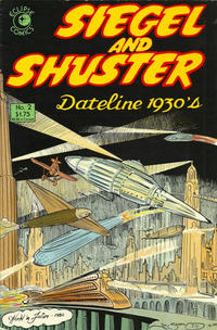 Cover Thumbnail for Siegel and Shuster: Dateline 1930s (Eclipse, 1984 series) #2