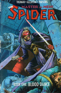 Cover Thumbnail for The Spider (Eclipse, 1991 series) #1