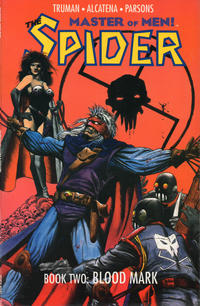 Cover Thumbnail for The Spider (Eclipse, 1991 series) #2