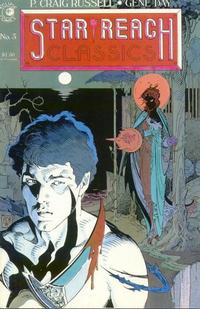 Cover Thumbnail for Star*Reach Classics (Eclipse, 1984 series) #3