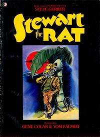 Cover Thumbnail for Stewart the Rat (Eclipse, 1980 series) #[nn]