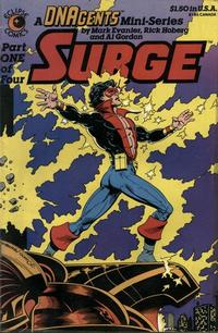 Cover Thumbnail for Surge (Eclipse, 1984 series) #1