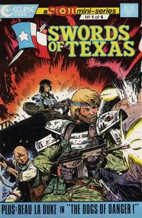 Cover Thumbnail for Swords of Texas (Eclipse, 1987 series) #1