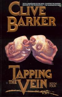 Cover for Tapping the Vein (Eclipse, 1989 series) #4