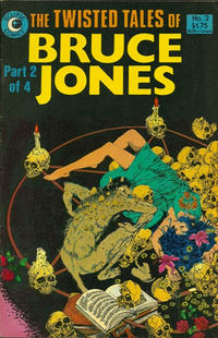 Cover Thumbnail for The Twisted Tales of Bruce Jones (Eclipse, 1986 series) #2