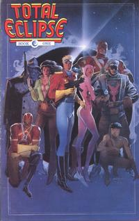 Cover Thumbnail for Total Eclipse (Eclipse, 1988 series) #1