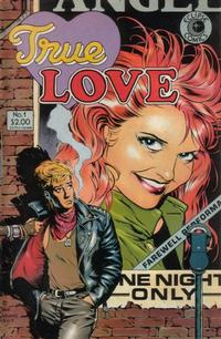 Cover Thumbnail for True Love (Eclipse, 1986 series) #1