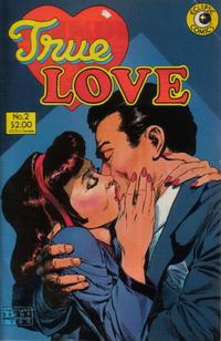 Cover Thumbnail for True Love (Eclipse, 1986 series) #2