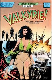 Cover Thumbnail for Valkyrie! (Eclipse, 1987 series) #2