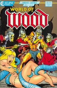 Cover Thumbnail for World of Wood (Eclipse, 1986 series) #1