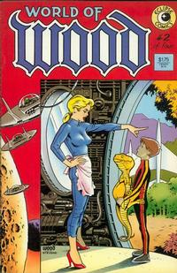 Cover Thumbnail for World of Wood (Eclipse, 1986 series) #2