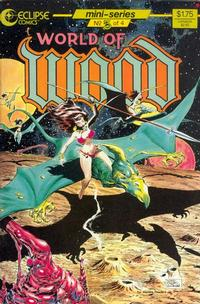 Cover Thumbnail for World of Wood (Eclipse, 1986 series) #3