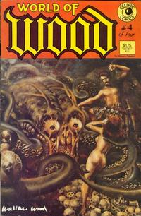 Cover Thumbnail for World of Wood (Eclipse, 1986 series) #4