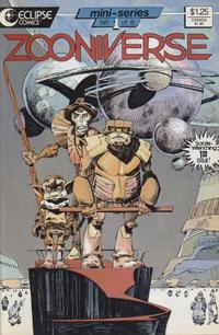 Cover Thumbnail for Zooniverse (Eclipse, 1986 series) #1