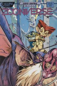 Cover Thumbnail for Zooniverse (Eclipse, 1986 series) #4