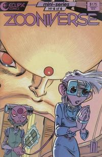 Cover Thumbnail for Zooniverse (Eclipse, 1986 series) #6