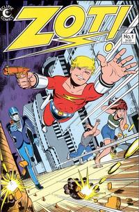 Cover Thumbnail for Zot! (Eclipse, 1984 series) #1