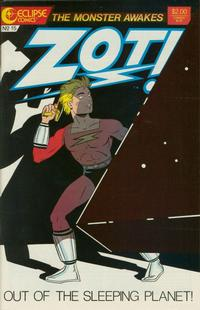 Cover Thumbnail for Zot! (Eclipse, 1984 series) #15