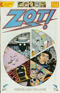 Cover Thumbnail for Zot! (Eclipse, 1984 series) #26