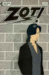 Cover Thumbnail for Zot! (Eclipse, 1984 series) #33
