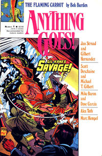 Cover Thumbnail for Anything Goes! (Fantagraphics, 1986 series) #1