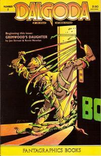 Cover Thumbnail for Dalgoda (Fantagraphics, 1984 series) #2