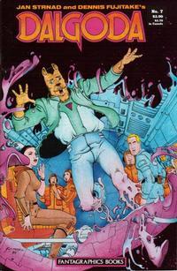 Cover Thumbnail for Dalgoda (Fantagraphics, 1984 series) #7
