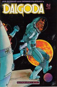Cover Thumbnail for Dalgoda (Fantagraphics, 1984 series) #8