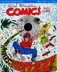 Cover Thumbnail for Don Rosa's Comics and Stories (Fantagraphics, 1983 series) #2