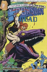 Cover Thumbnail for The Doomsday Squad (Fantagraphics, 1986 series) #7