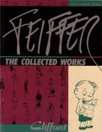 Cover Thumbnail for Feiffer The Collected Works (Fantagraphics, 1988 series) #1 - Clifford