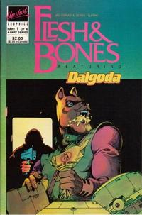Cover Thumbnail for Flesh and Bones (Fantagraphics, 1986 series) #1
