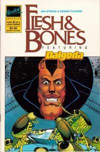 Cover Thumbnail for Flesh and Bones (Fantagraphics, 1986 series) #2