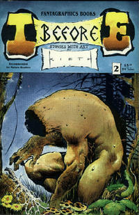 Cover Thumbnail for I Before E (Fantagraphics, 1991 series) #2