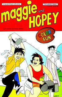 Cover Thumbnail for Maggie and Hopey Color Special (Fantagraphics, 1997 series) #1