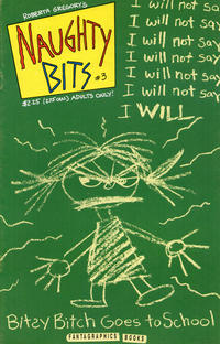 Cover Thumbnail for Naughty Bits (Fantagraphics, 1991 series) #3