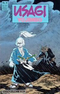 Cover Thumbnail for Usagi Yojimbo (Fantagraphics, 1987 series) #14